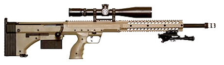 Desert Tactical Arms DT SRS A1 .308 Win
